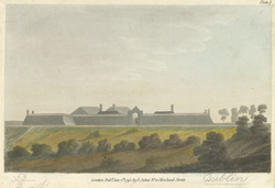 The Powder Magazine, in Phoenix park